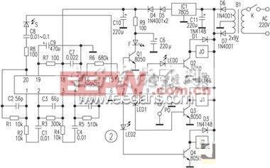 ZH9576的应用电路