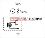 图3. 驻极体麦克风的电气模型
