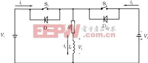 用神经网络控制的二象限开关电感DC/DC变换器