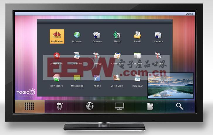MIPS引领智能互联电视技术平台