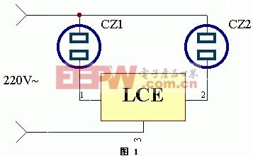 冷却风扇的同步控制插座
