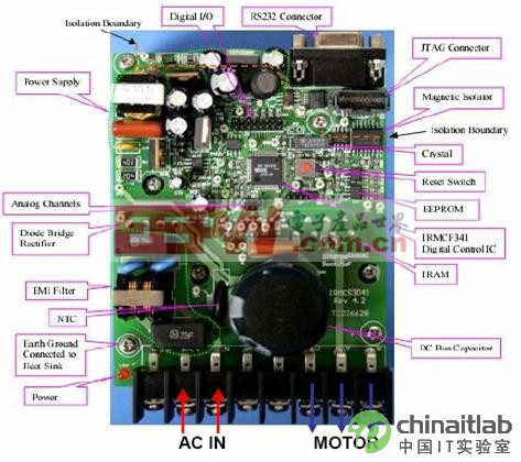 IRMCF341在变频家电上的应用