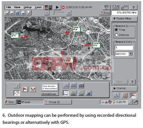 GPS应用中的RF信号检测技巧