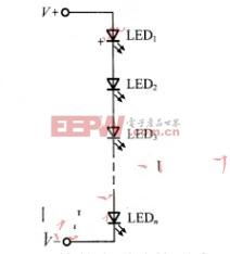 简单串联连接形式