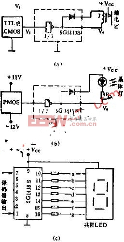 5G1413S的典型应用线路图