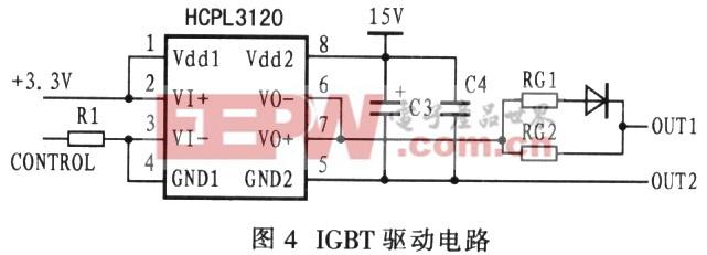 500w光伏并网逆变器方案设计