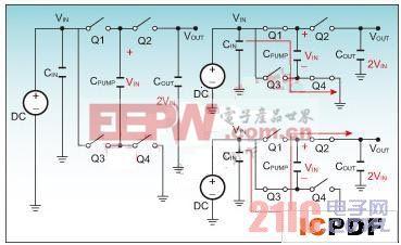 利用电荷泵实现背光源的设计方法分析