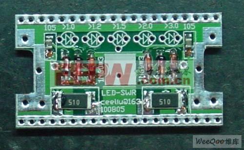 在PCB上焊接IC