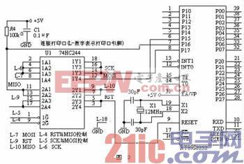 8051单片机开发工具diy