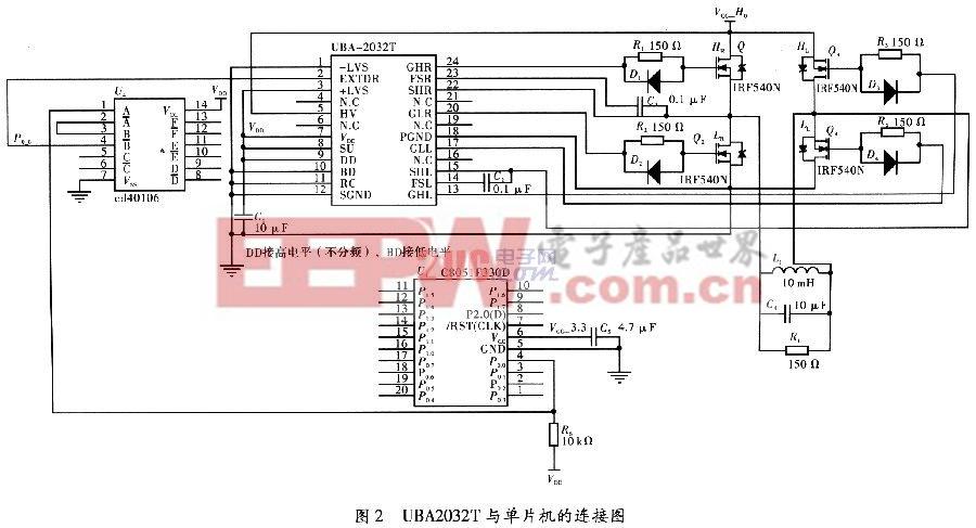 电路 电路图 电子 原理图 900_487