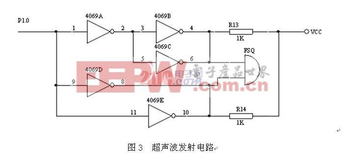 基于单片机的超声波测距仪led显示电路的设计