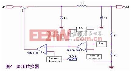 稳压电荷泵和电感式dc/dc转换器的比较