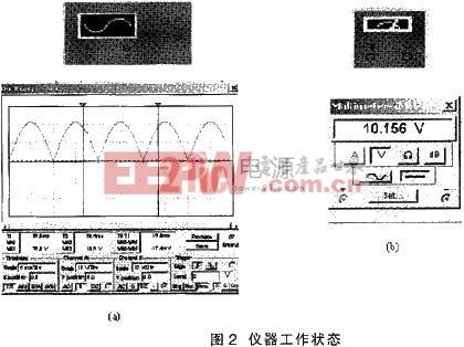 基于Multisim的直流稳压电源设计