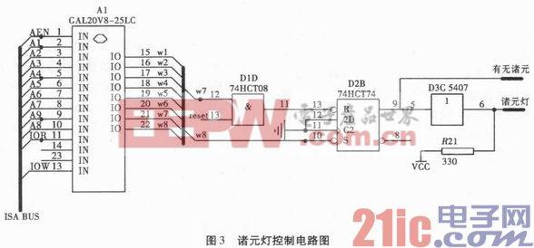 某型火控计算机接口电路的设计图片