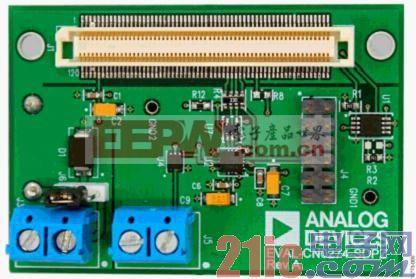 图3. EVAL-CN0274-SDPZ PCB照片