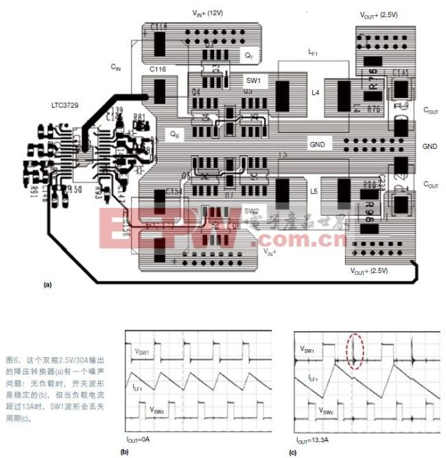 非隔离式开关电源的pcb布局设计