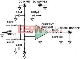 图5. EMI耐受性测试原理图