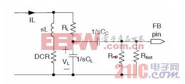 自适应导通时间降压电路的虚拟ESR环路设计