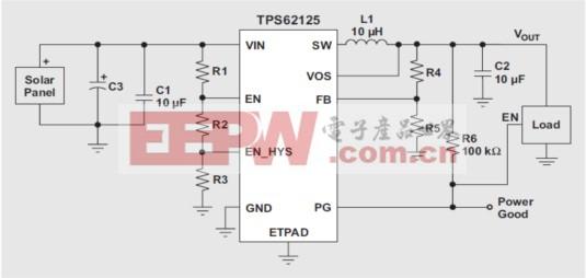 脉冲负载的最大功率点追踪电路.jpg