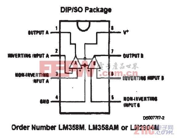 LM358P的内部原理图_枪械内部构造原理图