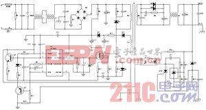 分析电流控制型开关电源方案
