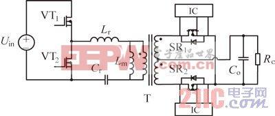 图4 同步整流驱动芯片方案
