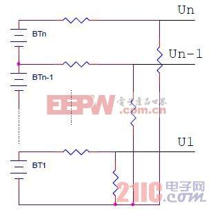 图1 电阻分压方案