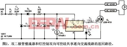 图2示出了一个光强度调节器