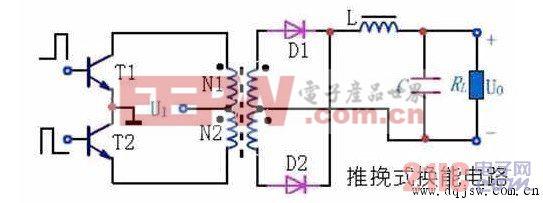 开关电源主电路结构及工作原理