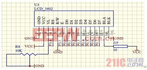 电流检测 通过康铜丝两端电压测电路电流