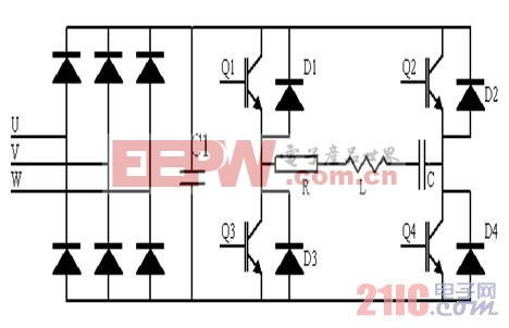 利用SG3525实现控制调频的感应加热电源cad规范图纸a4图片