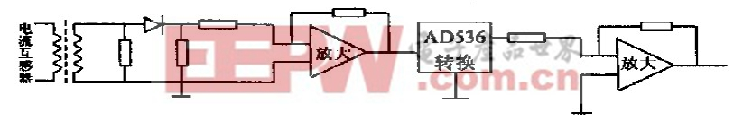 图3 原有的平衡检测电路
