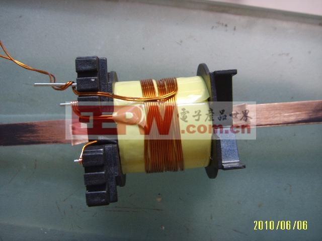 图解高频变压器的绕线方法
