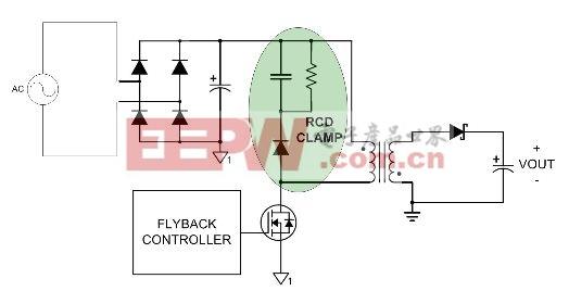 图3 通过优化钳位控制电路来降低损耗