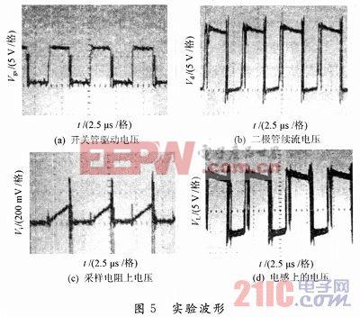 电流模式buck型驱动电路斜率补偿研究