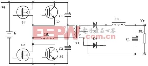 半桥电路平衡控制电路