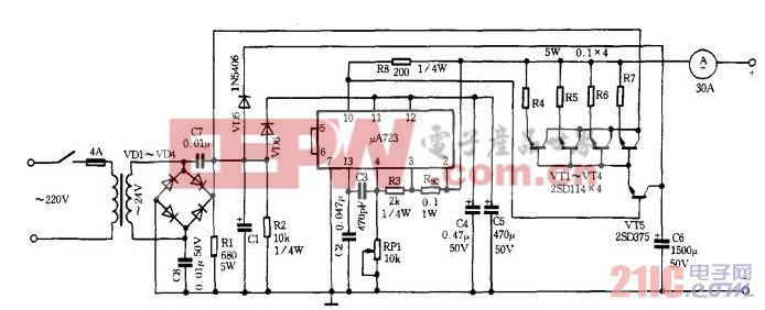大功率可调稳压电源设计集装箱房屋设计图纸图片