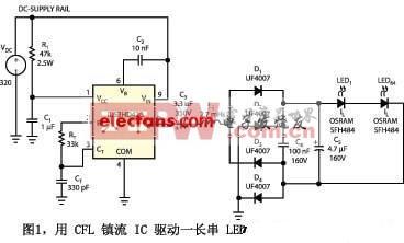 vp230 3.3v应用电路图