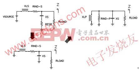 串-并联转换简化了电路分析 www.elecfans.com