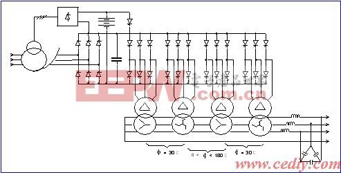 无变压器的三相逆变器设计方案