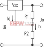 三端稳压器IC输出电压公式和用法