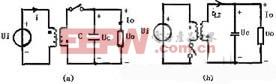 M1导通与截止的等效拓扑