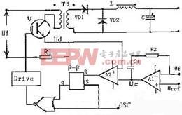 理想空载下电流型PWM电路