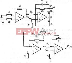 一种新型交流电压变送器的设计与实现图片
