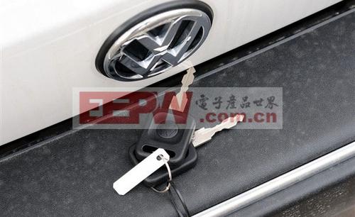 无匙进入也安全 详细解析汽车智能钥匙