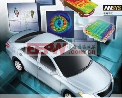 Ansoft软件在混合动力车和电动汽车市场的应用