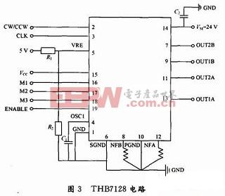 THB7128电路图