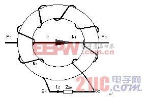 计量型低压电流互感器设计与应用