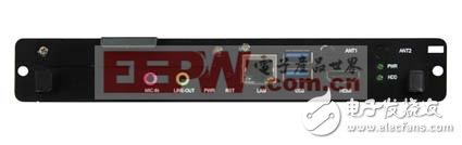 华北工控推出针对数字标牌OPS规范的BIS-6330A模块