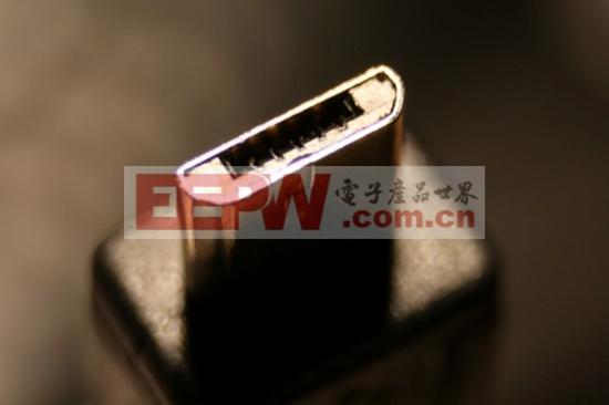 应移动设备轻薄大势 USB 3.1连接器全新亮相